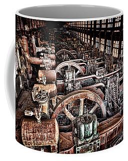The Industrial Age Coffee Mug