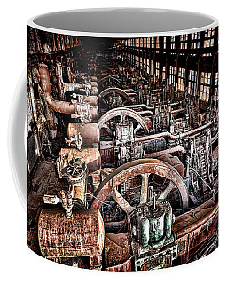 The Industrial Age Coffee Mug