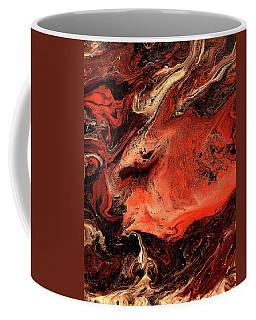 The Inferno Below Coffee Mug
