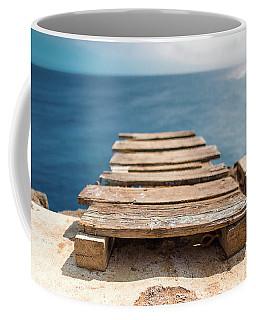 The Infinite Blue Coffee Mug