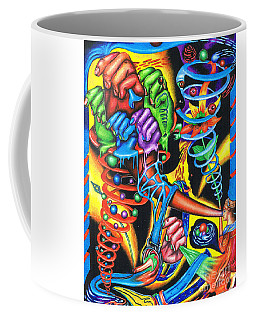 The Infinite Expansion Of A Cosmic Revelation Coffee Mug