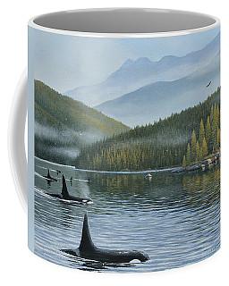 The Inside Passage Coffee Mug