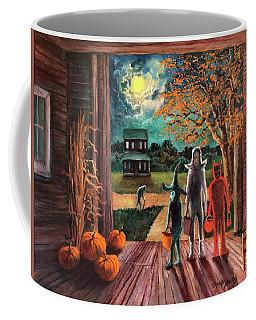 The Intruder Coffee Mug