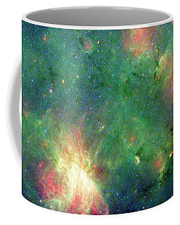Coffee Mug featuring the photograph The Invisible Dragon by NASA JPL-Caltech