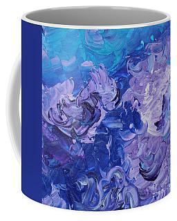 The Invisible Woman Coffee Mug