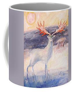 The Irish Elk Coffee Mug