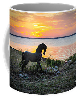 The Iron Horse Coffee Mug