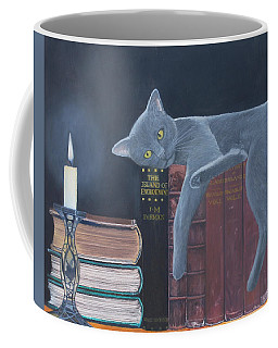 The Island Of Enchantment Coffee Mug