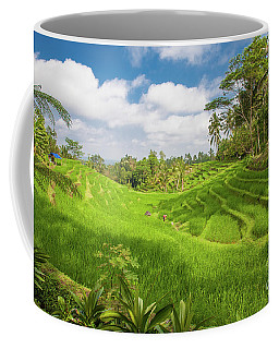 The Island Of God #14 Coffee Mug