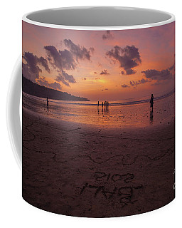 The Island Of God #15 Coffee Mug