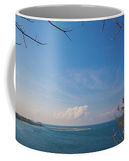 The Island Of God #5 Coffee Mug