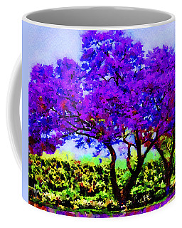 The Jacaranda Coffee Mug