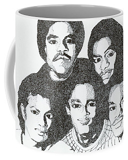 The Jacksons Tribute Coffee Mug