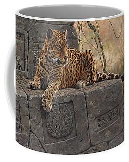 The Jaguar King Coffee Mug