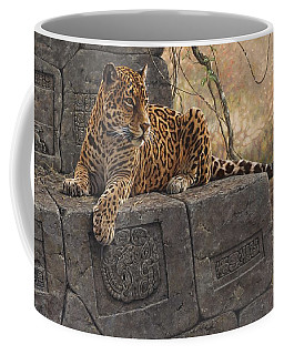 The Jaguar King Coffee Mug