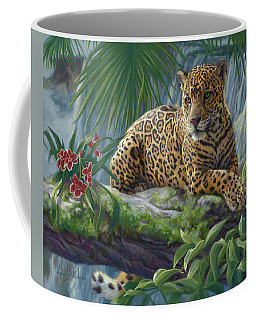 The Jaguar Coffee Mug