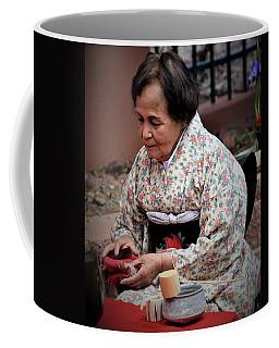 The Japanese Tea Ceremony Coffee Mug