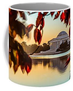 Jefferson In Autumn Coffee Mug