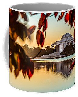 Jefferson In Autumn Coffee Mug