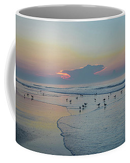 Coffee Mug featuring the photograph The Jersey Shore - Wildwood by Bill Cannon