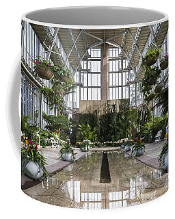 Coffee Mug featuring the photograph The Jewel Box by Andrea Silies