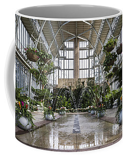 The Jewel Box Fountain Coffee Mug