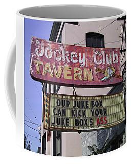 The Jockey Club Coffee Mug