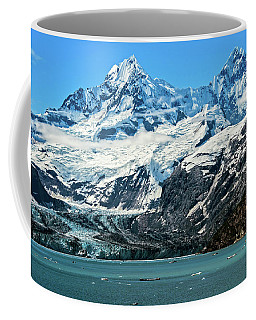 The John Hopkins Glacier Coffee Mug
