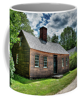 The John Wells House In Wells Maine Coffee Mug