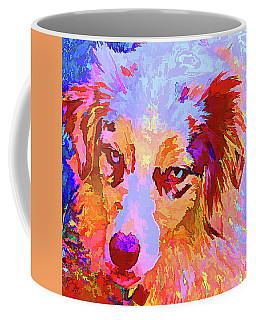 The Joke Is On You Coffee Mug by Cathy Donohoue