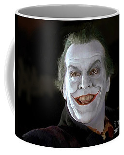 The Joker Coffee Mug