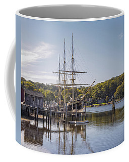 The Joseph Conrad Mystic Seaport Coffee Mug