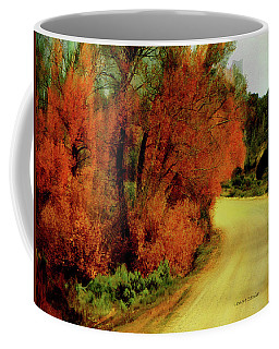 The Journey Home Coffee Mug by Lenore Senior