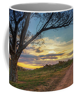The Journey Home Coffee Mug