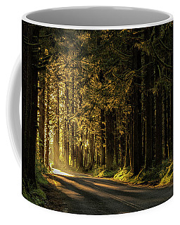 Coffee Mug featuring the photograph The Journey by Expressive Landscapes Fine Art Photography by Thom