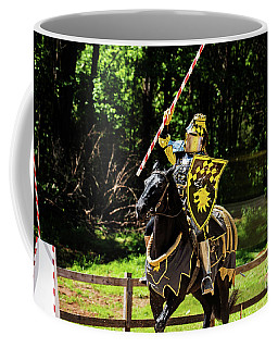 The Jousting Pass Coffee Mug
