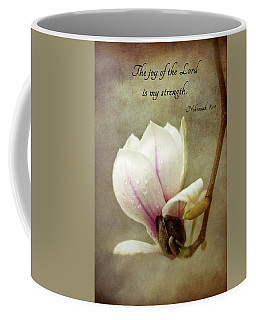 Coffee Mug featuring the photograph The Joy Of The Lord by Mary Jo Allen