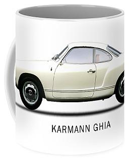 The Karmann Ghia Coffee Mug