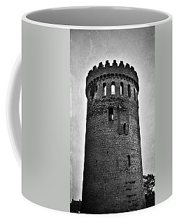 The Keep At Nenagh Castle In Nenagh Ireland Coffee Mug