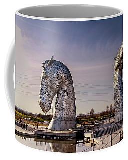 The Kelpies Coffee Mug by RKAB Works