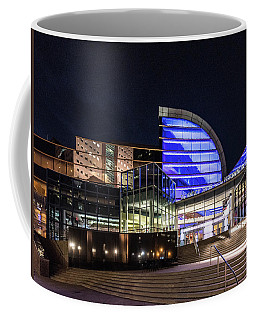 Coffee Mug featuring the photograph The Kentucky Center For The Performing Arts by Randy Scherkenbach