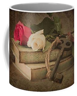 The Key To My Heart Coffee Mug