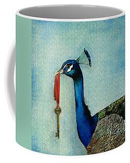 The Key To Success Coffee Mug