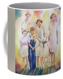 The Kids And The Kid Coffee Mug