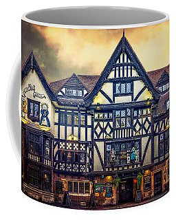Coffee Mug featuring the photograph The King And Queen by Chris Lord