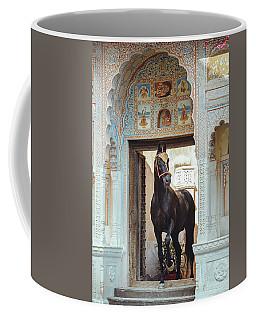 The King Coffee Mug by Ekaterina Druz