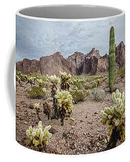 The King Of Arizona National Wildlife Refuge Coffee Mug