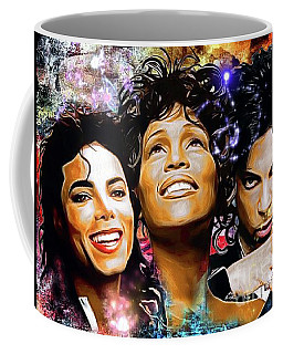 The King, The Queen And The Prince Coffee Mug