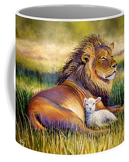 The Kingdom Of Heaven Coffee Mug