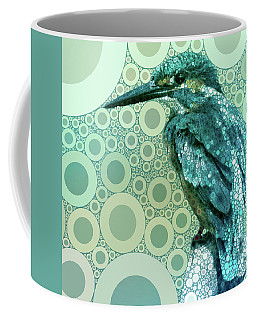 The Kingfisher Coffee Mug